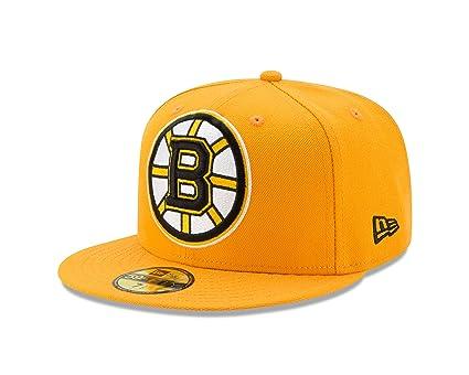 Amazon.com   New Era NHL Logo Grand Fitted 59Fifty Cap   Sports ... 22ea7c161c8