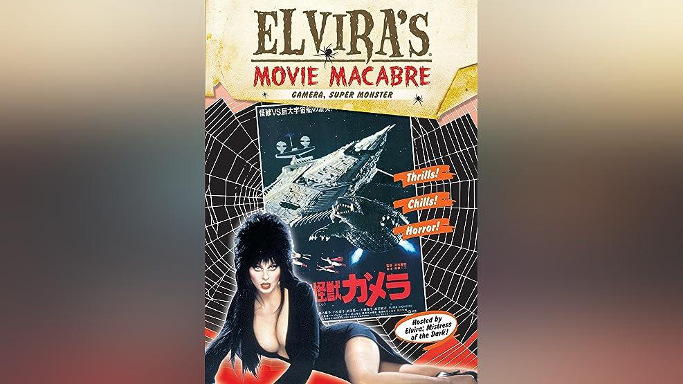 Elvira: Gamera, Super Monster