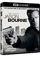 Jason Bourne [4K Ultra HD + Blu-ray + Copie Digitale UltraViolet]