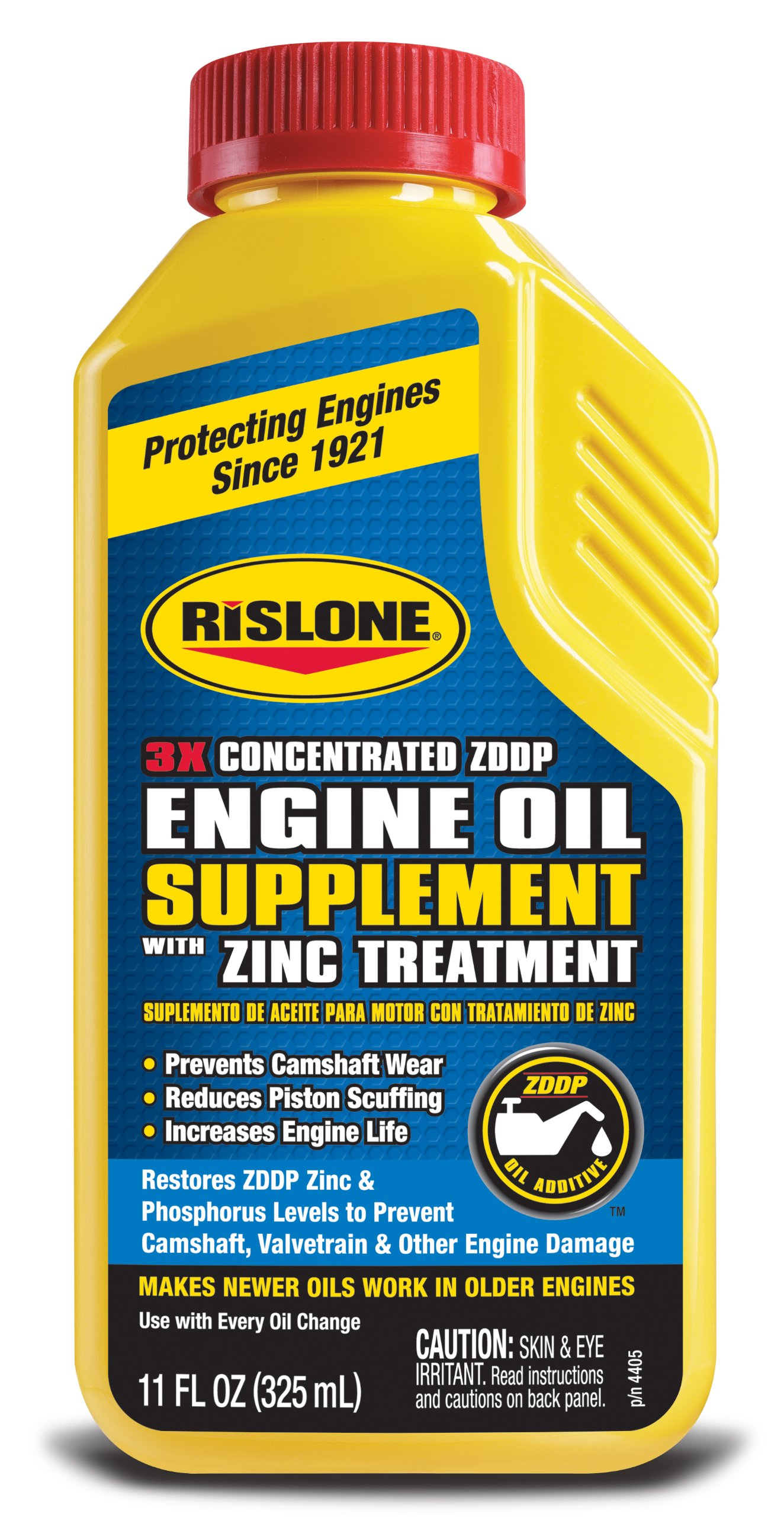 Rislone 4405-6PK Engine Oil Supplement Concentrate - 11 oz., (Pack of 6)