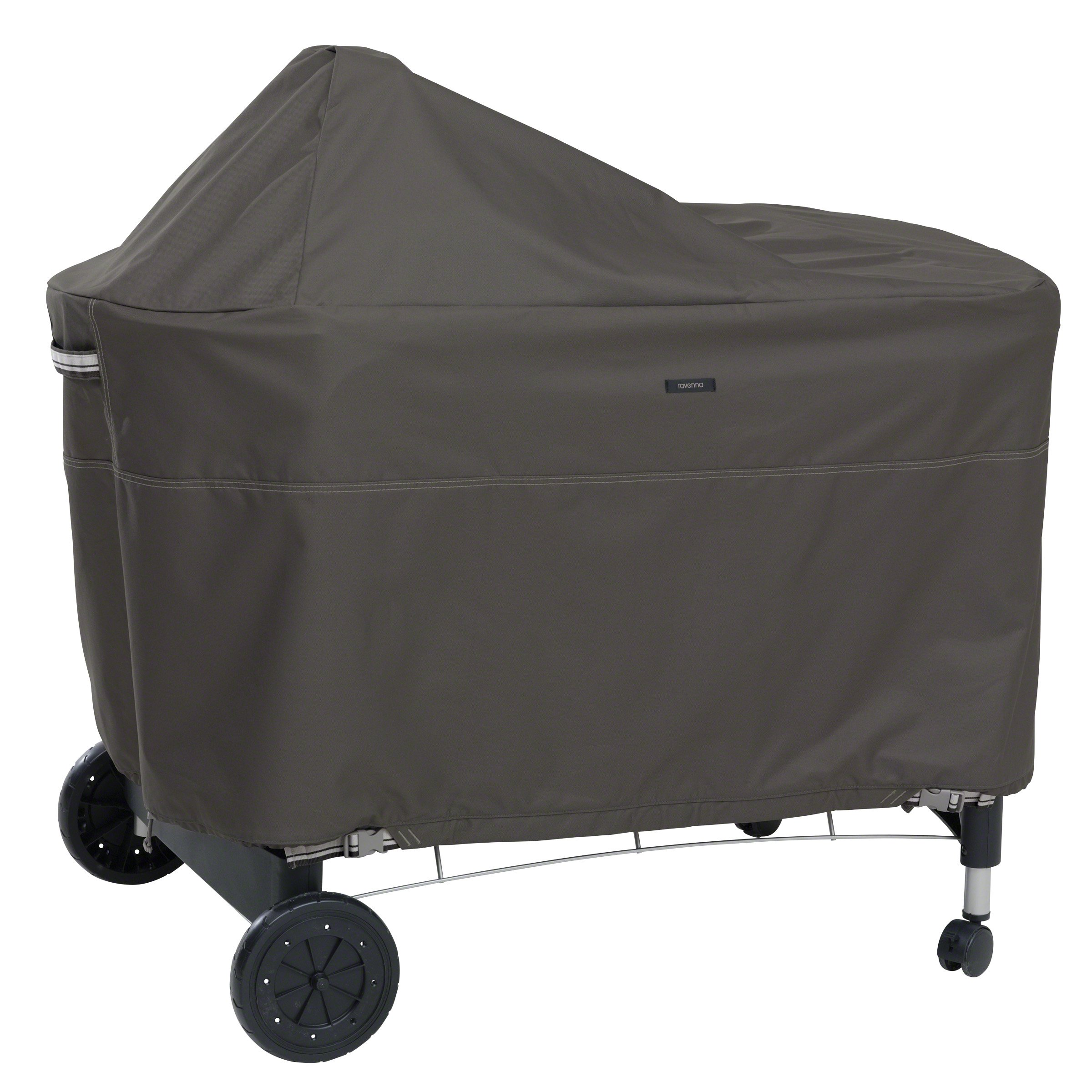 Classic Accessories Ravenna Grill Cover for The Weber Performer-Premium Outdoor Grill Cover with Durable and Water Resistant Fabric (55-421-015101-EC) product image