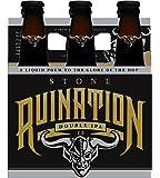 アメリカ クラフトビール業界のカリスマ ブリュワリー ストーン ルイネーション ダブル IPA 2.0 355ml x 6pack