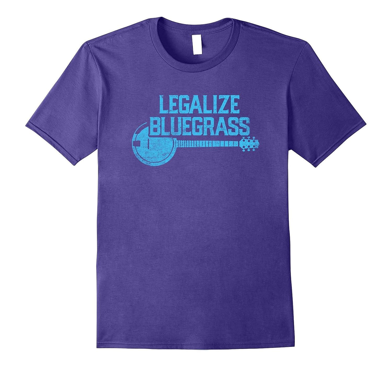 Bluegrass Shirt Design