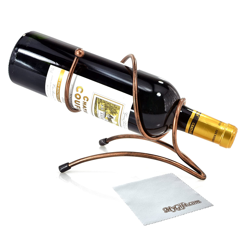 Best Metal Wine Bottle Holder Reviews Try Wall Wine Rack