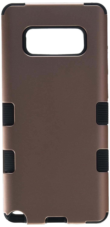 Galaxy Note 8ケース、MYBAT Tuffデュアルレイヤ[衝撃吸収]保護ハイブリッドPC / TPUラバーケースカバーfor Samsung Galaxy Note 8 2378335B0757L3SG2Rose Gold/ BlackRose Gold/ Black-