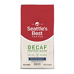 Seattle's Best Coffee Decaf Portside Blend