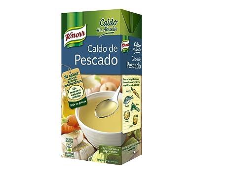 Knorr - Caldo de la Abuela - Caldo de Pescado - 1l - [pack de