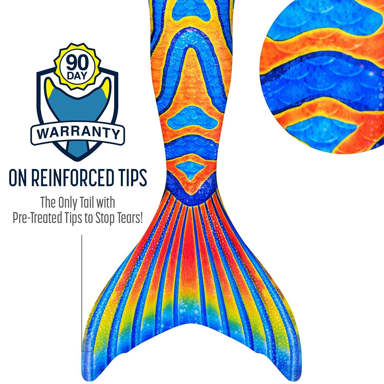 Fin Fun Mermaid Tail, für Mädchen, Jungen, Kinder Kinder Kinder und Erwachsene KEIN Monofin B071R7H7JP Bikinis Zuverlässige Leistung e2dbb2