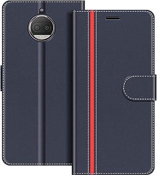 COODIO Funda Motorola Moto G5s Plus con Tapa, Funda Movil Motorola ...