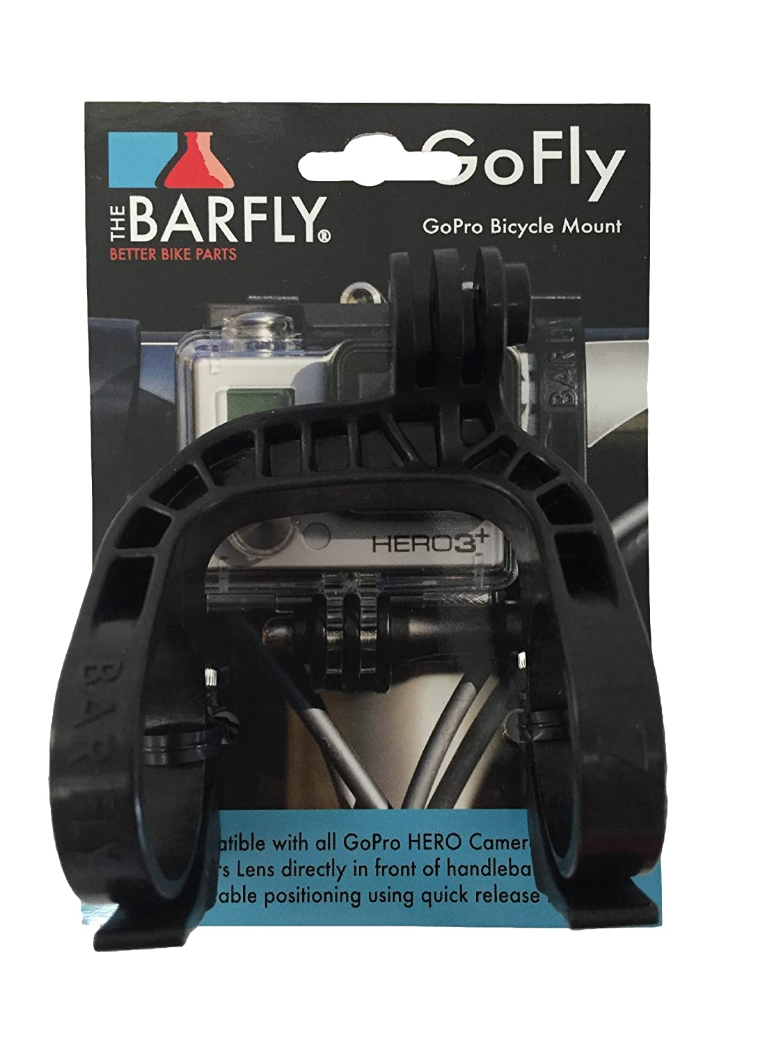 Barfly Support pour GoPro Noir BAR FLY GoPro