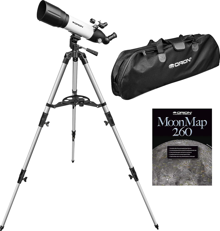 Orion 10282 STARBLAST 90mm Altazimuth Travel Refractor Telescope