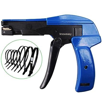Amazon.com: Pistola sujetacables, herramienta de ...