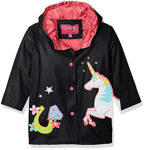 Amazon.com: Wippette Girls mate unicornio chamarra de ...