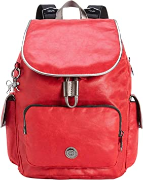 Kipling Leisure Backpack City Pack City Poliamida Small 13 Litro 33,5 x 27 x 19 cm (H/B/T) Mujer Mochilas (K15625): Amazon.es: Deportes y aire libre
