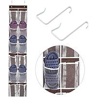 Magicfly 12 Mesh Pockets Hanging Shoe Storage Rack