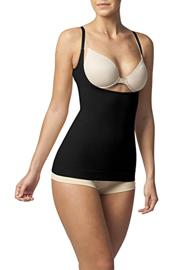 a00292df2f SLEEX Body Shaping Camisole - Underbust (Wear Your Own Bra) (44044)  Amazon.co.uk   Clothing