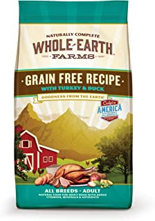 product image for Whole Earth Farms Grain Free Dry Dog Food