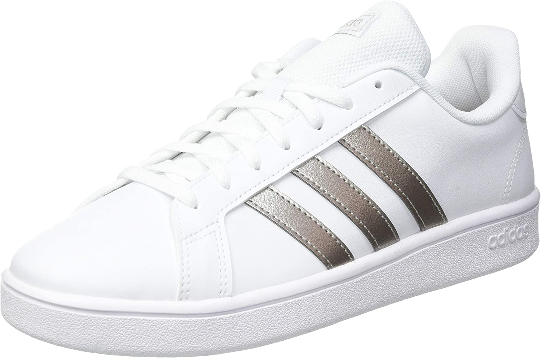 adidas Grand Court Base, Soccer Shoe Hombre