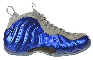 36b85c093b3 Nike Air Foamposite One Men s Basketball Shoes Sport Royal Game Royal Wolf  Grey 314996