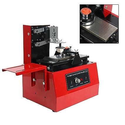 yaetek Pad impresora escritorio Pad impresora máquina ym600-b 230 ...