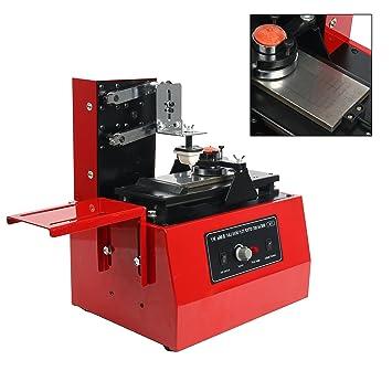 YaeTek Pad Printer Desktop Automatic Pad Printer Machine