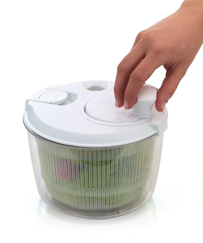 Kitchen Craft Mini-Salatschleuder 19/cm