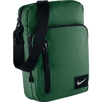 c2d5bd4536 Nike Men s Core Small Items Ii Bag - Gorge Green Black Silver