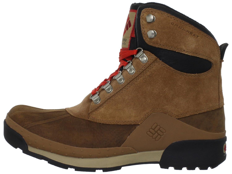 Amazoncom  Columbia Mens Buga Original OmniHeat Snow Boot  Snow Boots
