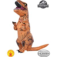 Rubies Jurassic World T-Rex Inflatable Childs Small Size Costume
