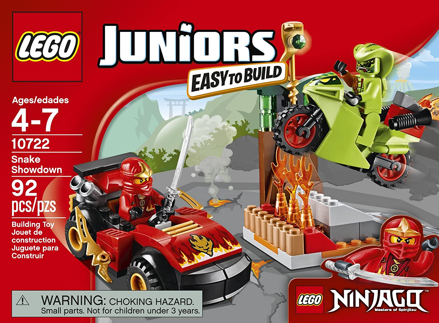 List of Synonyms and Antonyms of the Word: ninjago 7 snake