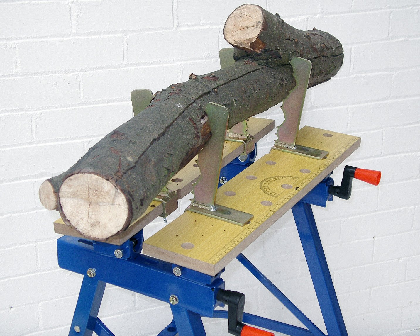 Surprising Forest Master Bench Jaws Work Bench Log Clamps Chainsaw Log Beatyapartments Chair Design Images Beatyapartmentscom