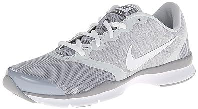 Nike Women's In-Season Tr 4 Wlf Gry/White/Pr Pltnm/Cl