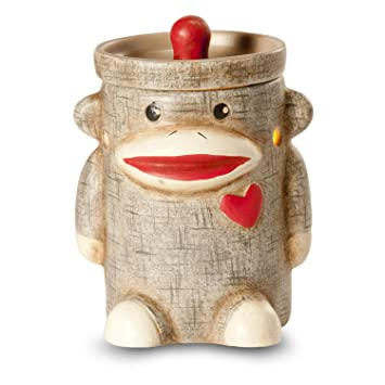 Amazon.com: Sock Monkey by ScentSationals® - Mini Size Electric ...