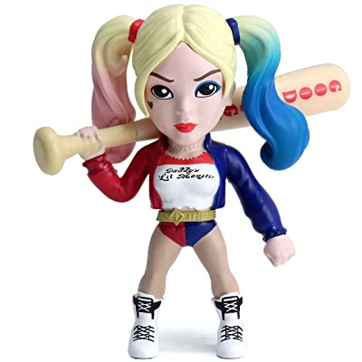 Metals Suicide Squad 4 inch Movie Figure - Harley Quinn (M20): Toys & Games