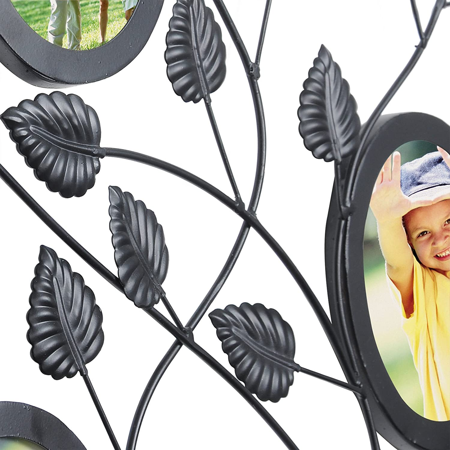 Amazon.com - WOLTU Family Tree Style Metal Collage Picture Frame ...