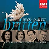 Britten: String Quartets 1, 2 & 3 - 3 Divertimenti