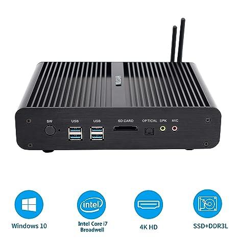 Amazon.com: hystou Intel Core i7, Mini PC Gaming, Mini ...