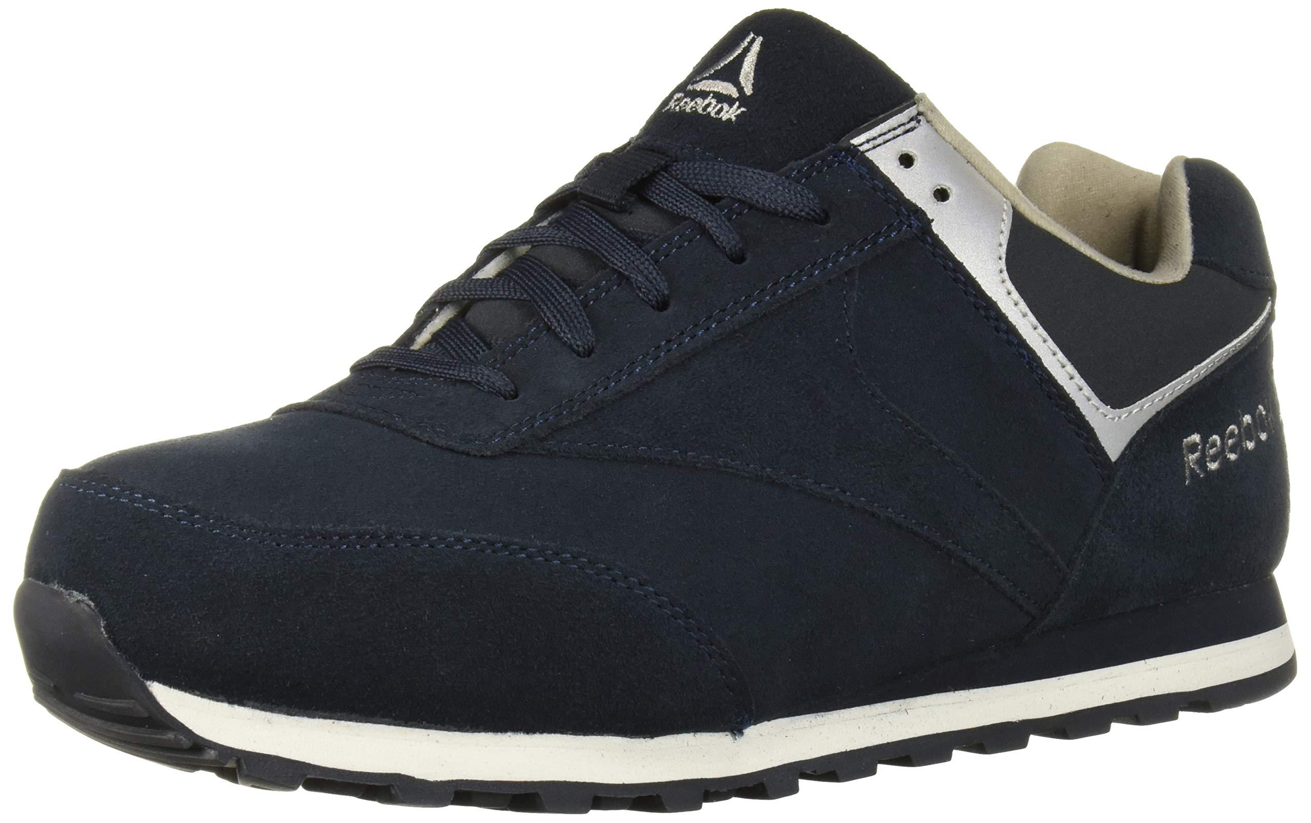 Reebok Work Men's Leelap RB1975 Safety Shoe,Blue,11 M US by Reebok Work