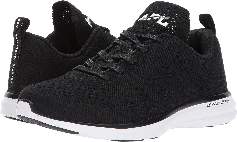APL: Athletic Propulsion Labs Women's Techloom Pro Sneakers B071G7KJYT 10.5 B(M) US Black Cashmere