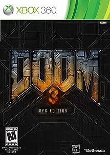 Doom 3 - BFG Edition: Xbox 360: Bethesda     - Amazon com