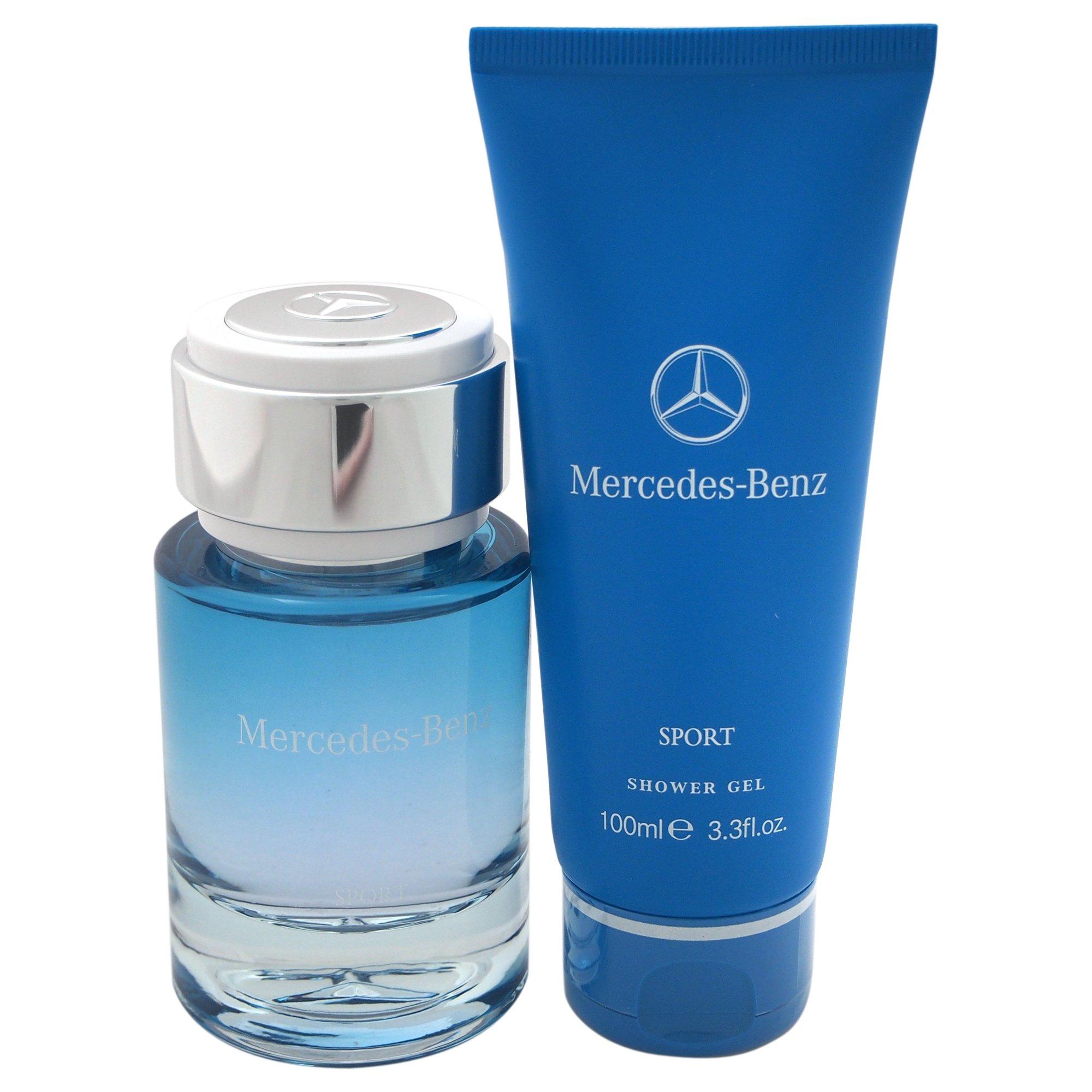 Mercedes-Benz Sport 2 Piece Gift Set for Men