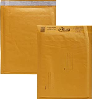 """product image for Alliance 10804 Envelopes No. 2 Bubble Cushioned 8-1/4""""x12"""""""