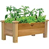 """Gronomics Rustic Planter Box, 18 by 34 by 19"""""""