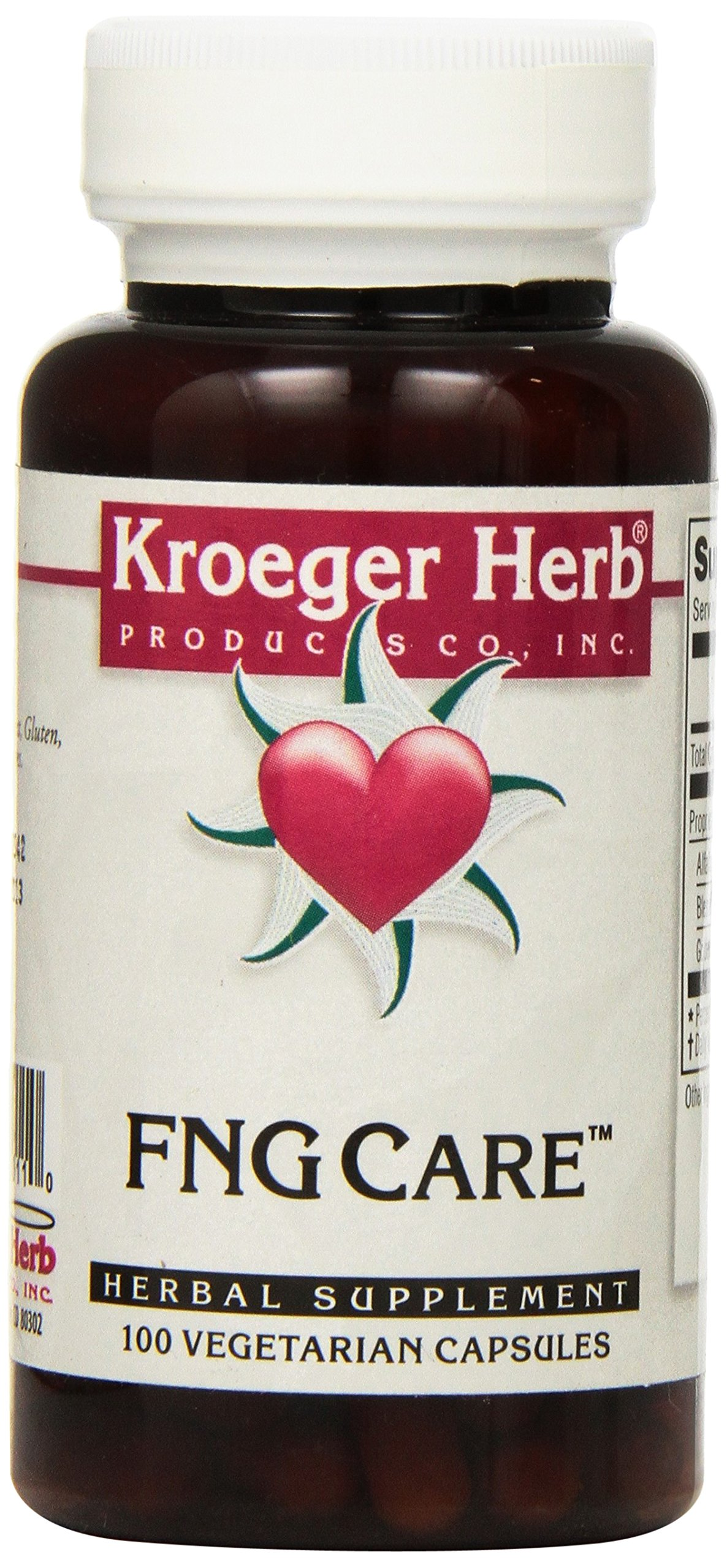 Kroeger Herbs FNG Care, 100 Count