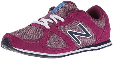 New Balance Women's 555 Casual Athletic Shoe, Deep Jewel, ...