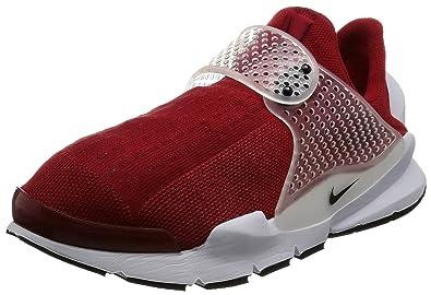 1dc41e3d1 NIKE Men's Sock Dart Gym Red/Black/White Running Shoe 11 Men US: Buy ...