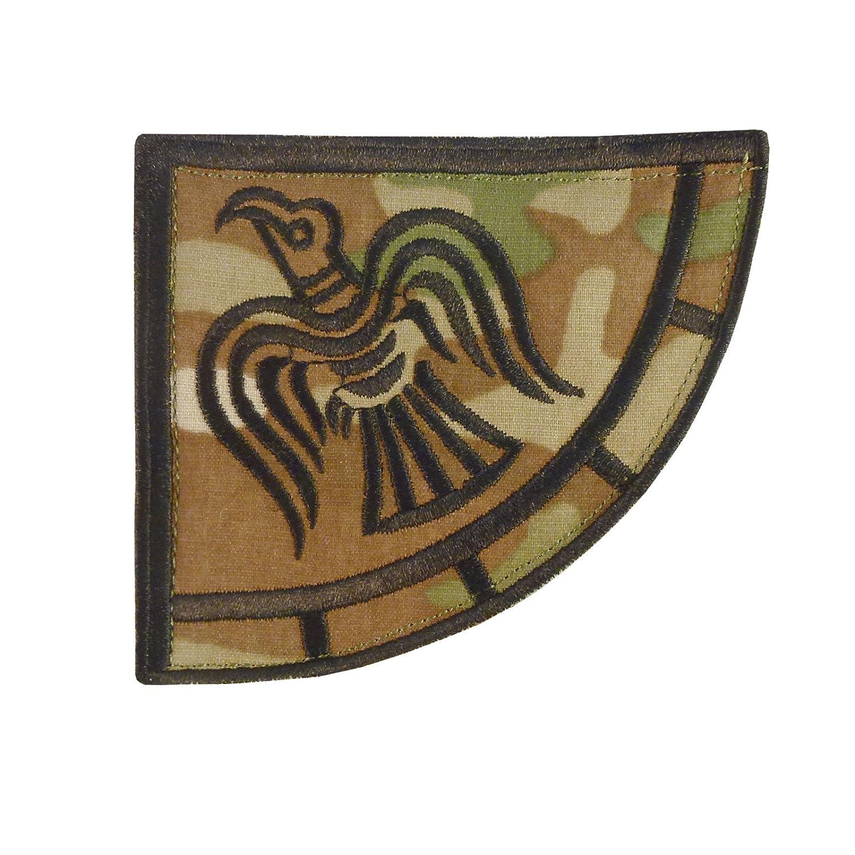 驚きの安さ Rare Viking B01EIEO5BI Raven Banner ウッドランド Odin God of Odin War Rare モラール エンブロイダリー ベルクロ面ファスナー パッチ Patch B01EIEO5BI, 銘菓創庵 むか新:309b9645 --- arianechie.dominiotemporario.com