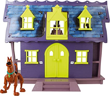 Scooby Doo SCD01977 Toy Playset, Multicolor