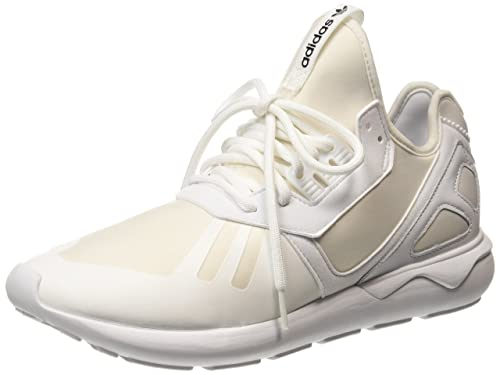 new concept 4eb02 adff0 adidas Tubular Runner - Zapatillas para Hombre, Color Blanco Negro, Talla  49 1 3  Amazon.es  Zapatos y complementos