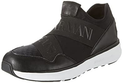 Armani 9350607p419 - Zapatillas Hombre: Amazon.es: Zapatos y complementos